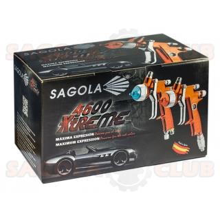 Краскопульт Sagola 4600 Xtreme (без бачка)