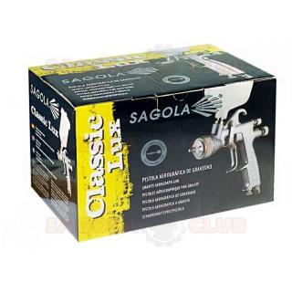 Краскопульт Sagola Classic Lux (без бачка)